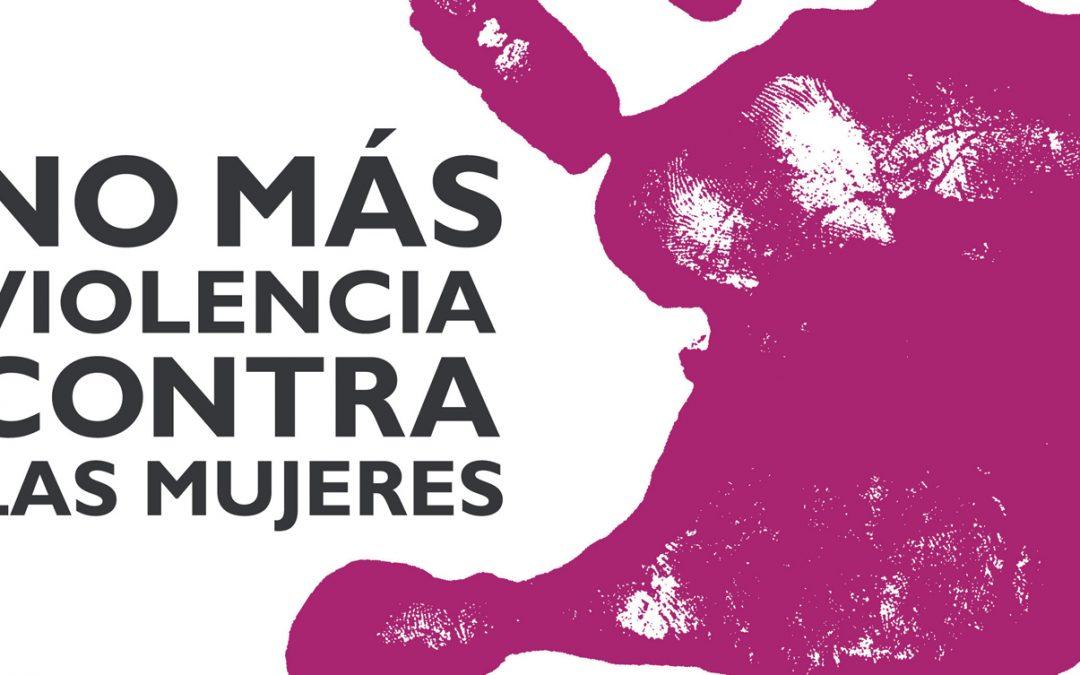 DÍA INTERNACIONACIONAL DE ELIMINACIÓN DE LA VIOLENCIA CONTRA LA MUJER.